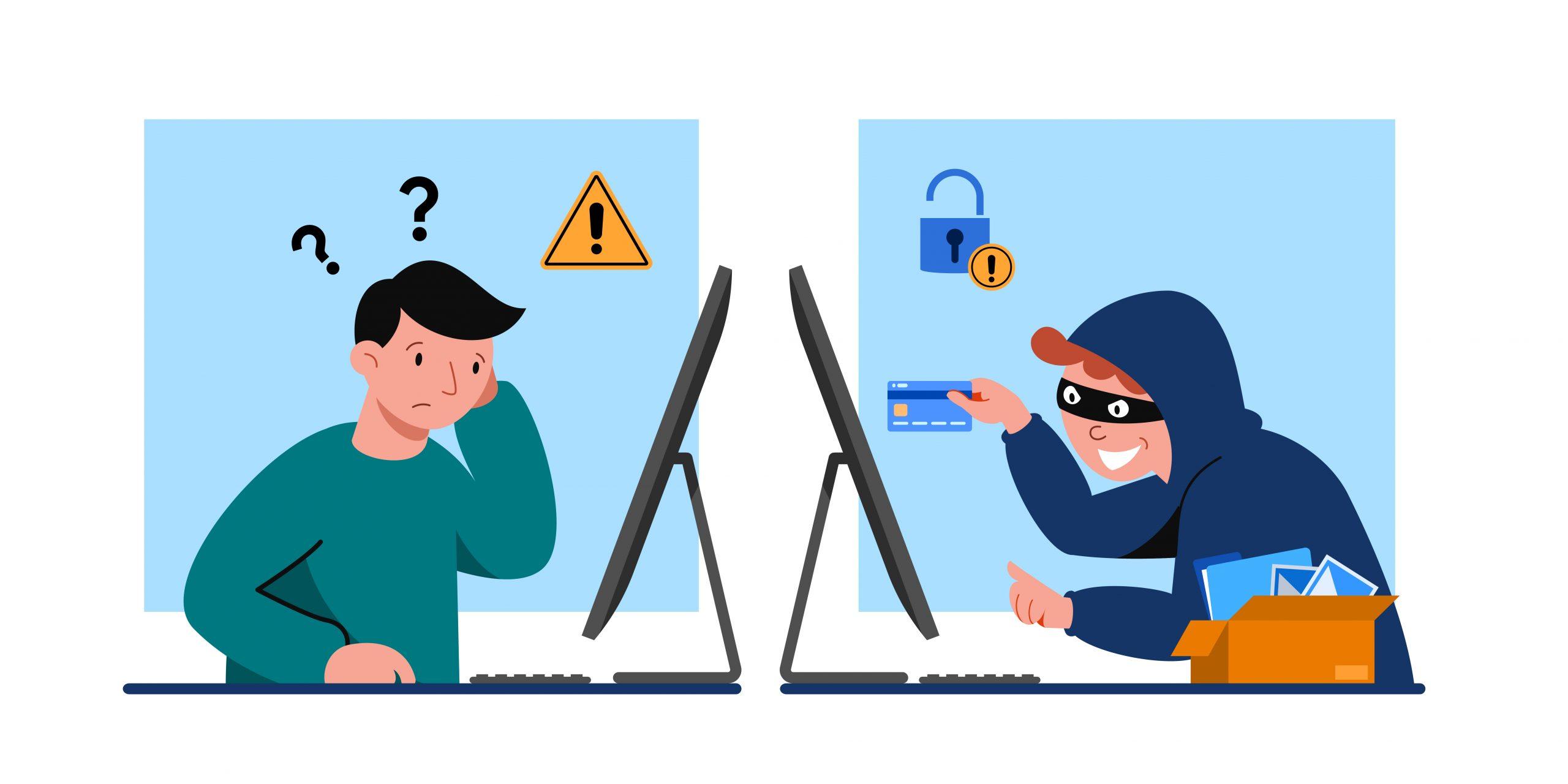 Data security 11 scaled - كيفية ازالة برامج التجسس من الموبايل للايفون والاندرويد