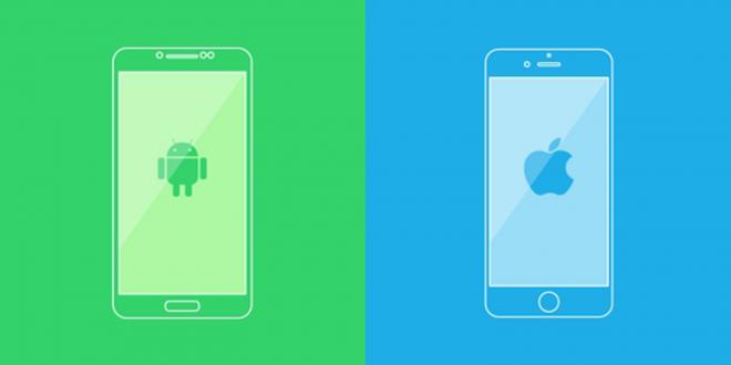 AndroidvsiOSresized 1 660x330 - أفضل برنامج لنقل الملفات من الايفون إلى الاندرويد 2021