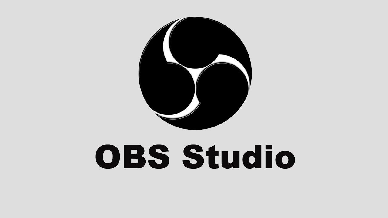 OBS Studio logo - كيفية تشغيل برنامج obs studio